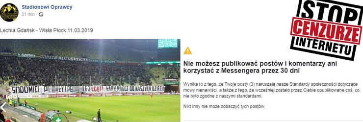 Lechia Gdansk Wisla Plock 11 03 2019 Stadionowi Oprawcy